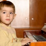 Motivate your son to practice piano